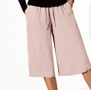 Aritzia Babaton Luiz Culottes Size Large